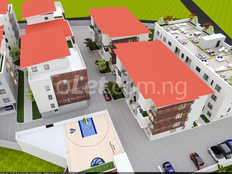 3 bedroom Flat / Apartment for sale Sholanke Street  Ebute Metta Yaba Lagos - 1