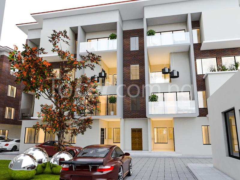 3 bedroom Flat / Apartment for sale Sholanke Street  Ebute Metta Yaba Lagos - 4