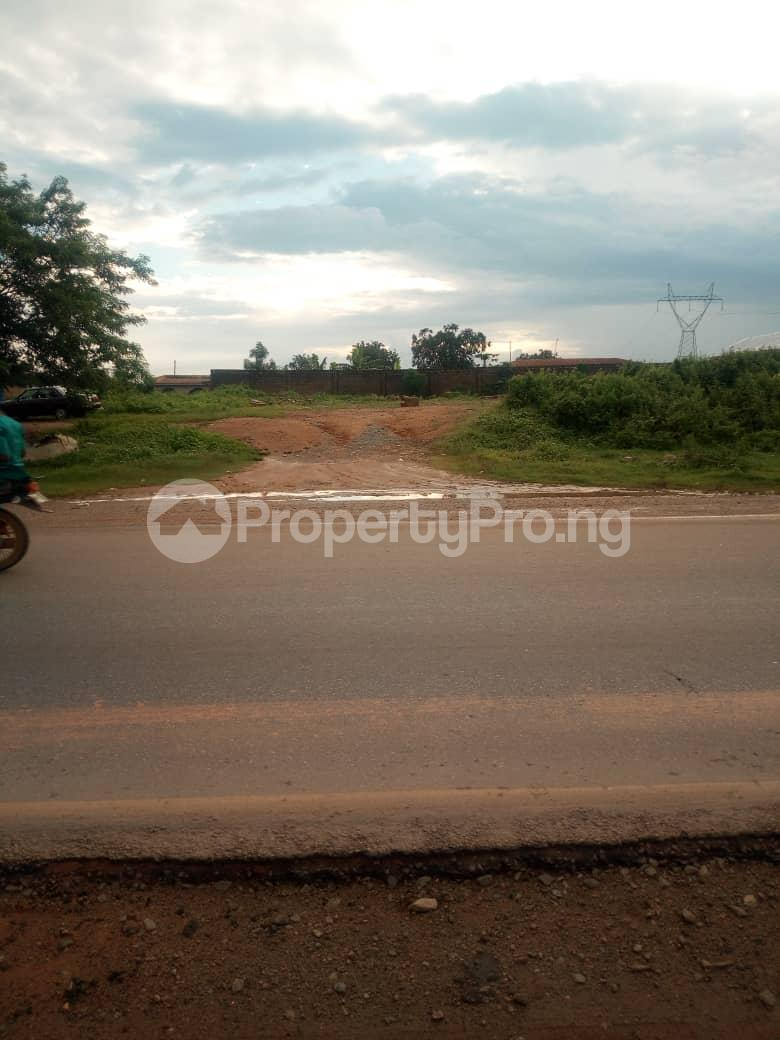 Commercial Land Land for rent Power line area Moniya, Oyo-Ibadan express way Ojoo Ibadan Oyo - 0