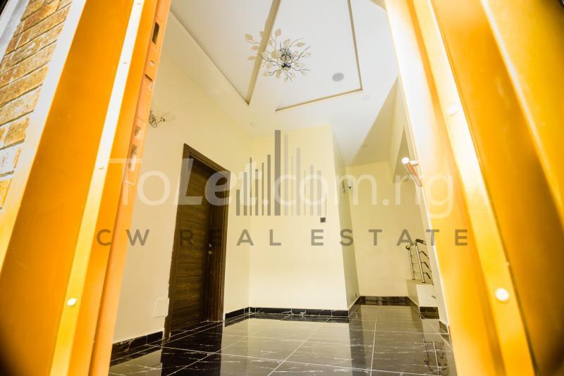 4 bedroom House for sale Idado Osapa london Lekki Lagos - 4