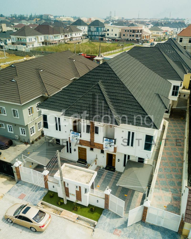4 bedroom House for sale Idado Osapa london Lekki Lagos - 0