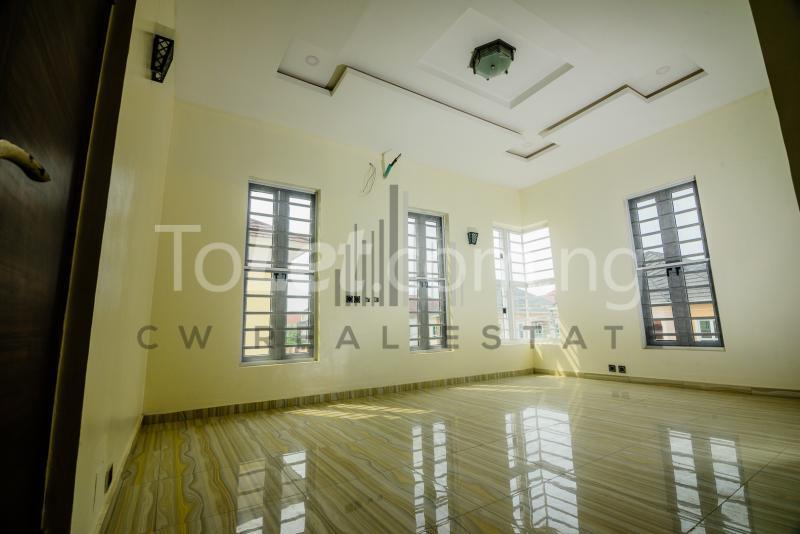 4 bedroom House for sale Idado Osapa london Lekki Lagos - 5