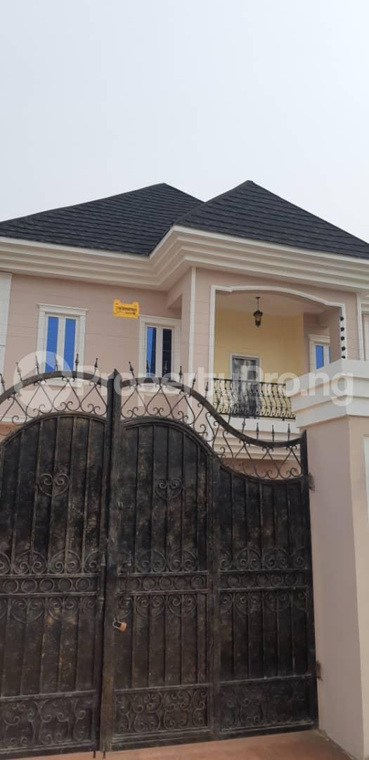 4 bedroom Detached Duplex House for rent Omole phase2 Berger Ojodu Lagos - 6