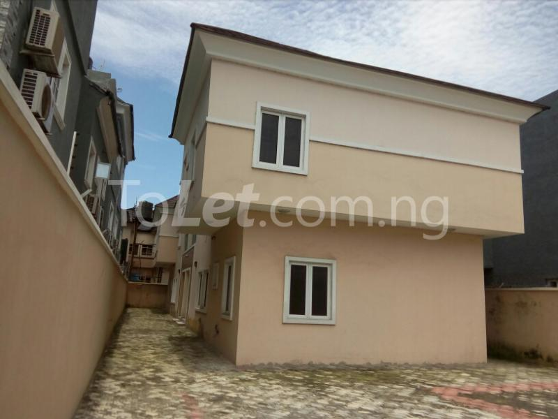 4 bedroom House for rent visa road Lekki Phase 1 Lekki Lagos - 0