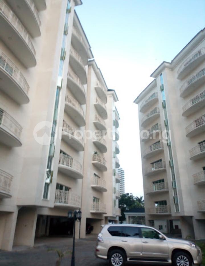4 bedroom Flat / Apartment for sale Rumens  Bourdillon Ikoyi Lagos - 0