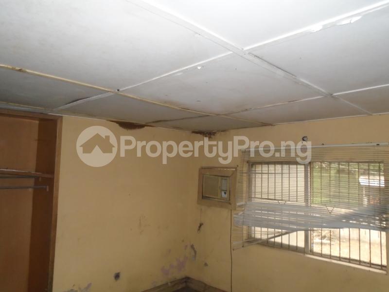 4 bedroom Detached Bungalow House for rent maryland crescent,behind mobile petrol station LSDPC Maryland Estate Maryland Lagos - 19