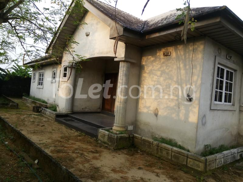 4 bedroom House for sale Eneka Obio-Akpor Rivers - 1