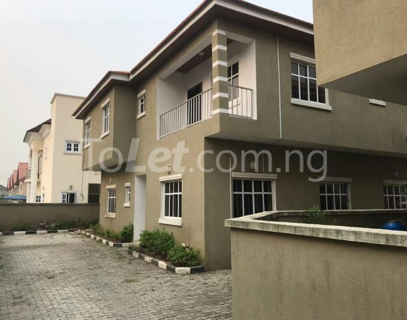 4 bedroom House for rent - Crown Estate Ajah Lagos - 6