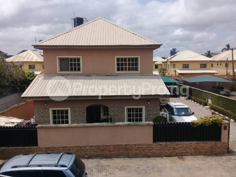 4 bedroom detached duplex for rent at Ikeja GRA Lagos