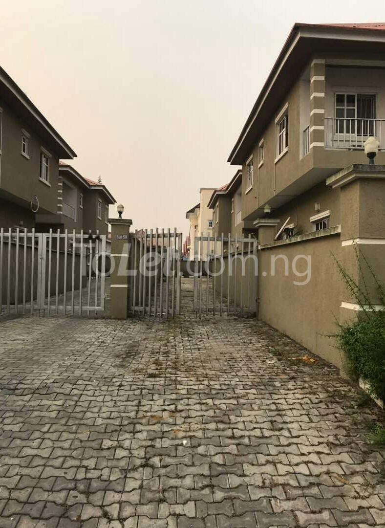 4 bedroom House for rent - Crown Estate Ajah Lagos - 0
