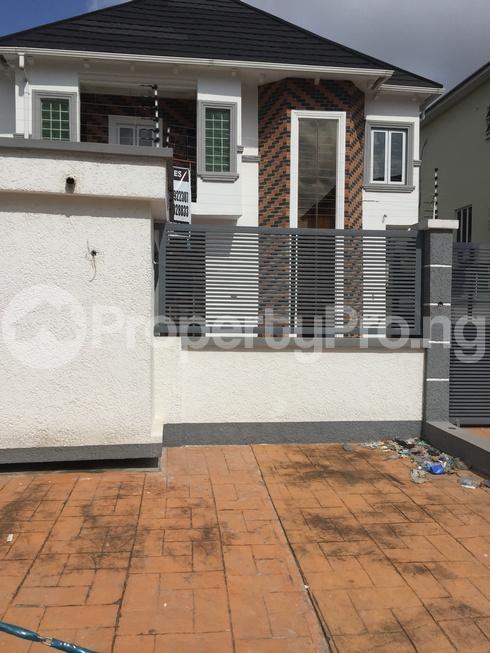 4 bedroom Detached Duplex House for sale Dr Quaun Hakeem Nabeeb Close Lekki Lagos - 2
