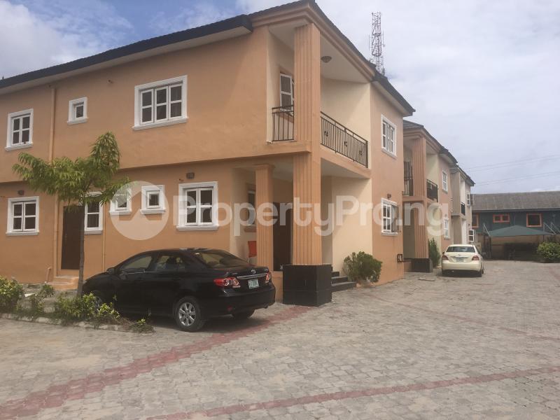 4 bedroom Detached Duplex House for rent Royal View Estate, Opposite Mega Chicken, Ikota, Lekki Ikota Lekki Lagos - 0