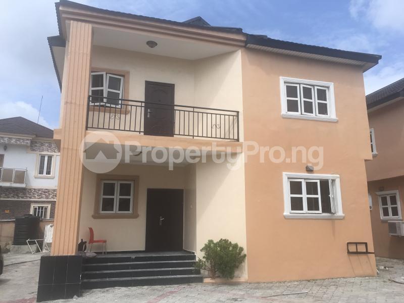 4 bedroom Detached Duplex House for rent Royal View Estate, Opposite Mega Chicken, Ikota, Lekki Ikota Lekki Lagos - 4
