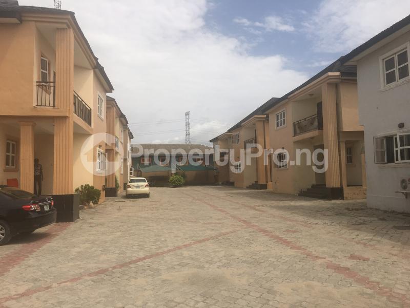 4 bedroom Detached Duplex House for rent Royal View Estate, Opposite Mega Chicken, Ikota, Lekki Ikota Lekki Lagos - 1