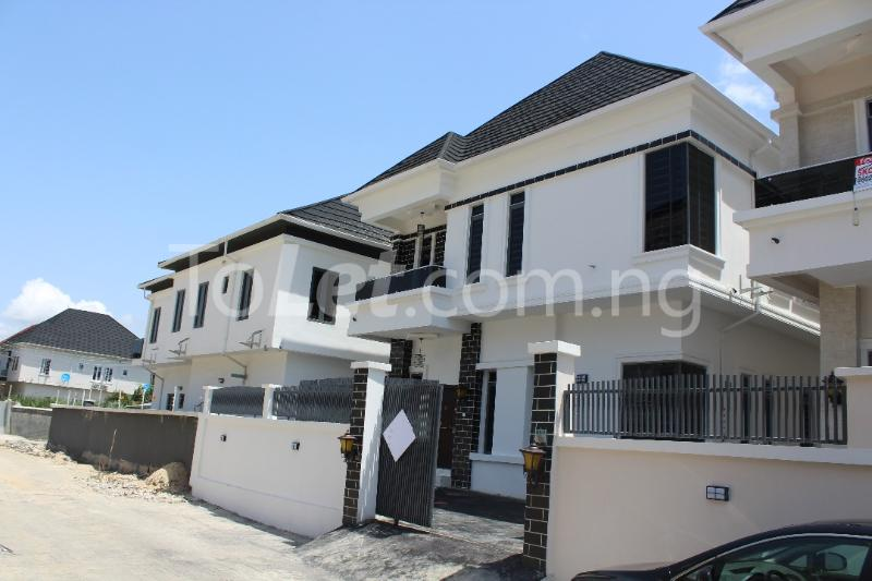 4 bedroom House for sale CHEVY VIEW ESTATE, BY CHEVRON HEAD OFFICE Lekki Lagos - 9