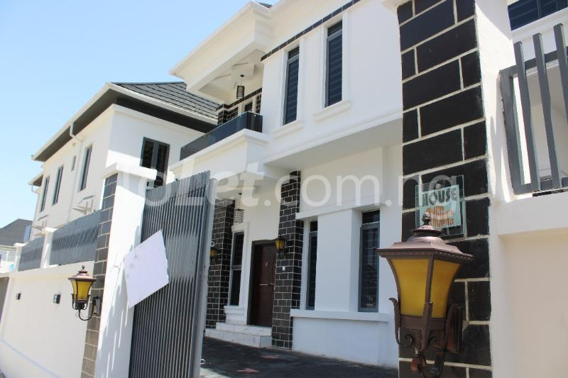 4 bedroom House for sale CHEVY VIEW ESTATE, BY CHEVRON HEAD OFFICE Lekki Lagos - 0