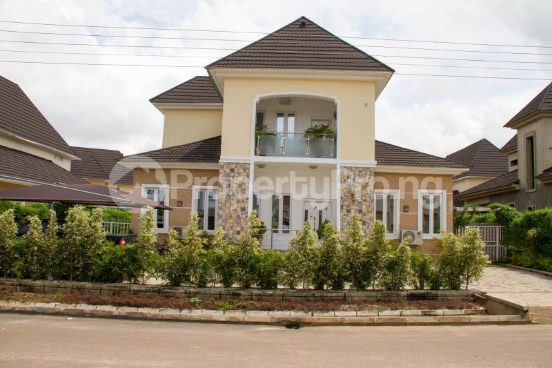 4 bedroom Detached Duplex House for sale Lugbe Abuja - 0