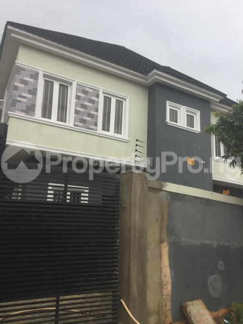 4 bedroom Semi Detached Duplex House for rent isheri Magodo GRA Phase 1 Ojodu Lagos - 0