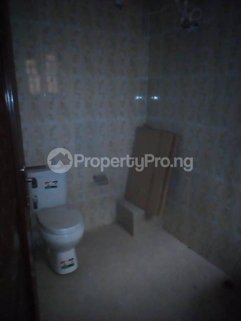 Semi Detached Duplex House for rent Upper Adetokun, Ologuneru area Eleyele Ibadan Oyo - 7