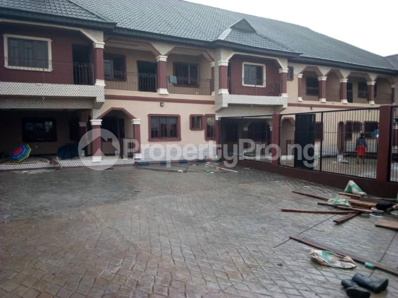 Semi Detached Duplex House for rent Upper Adetokun, Ologuneru area Eleyele Ibadan Oyo - 0
