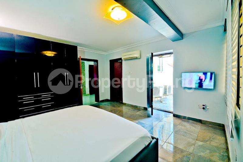 4 bedroom House for shortlet Abeke Ogunkoya Drive, Lekki Lagos - 11