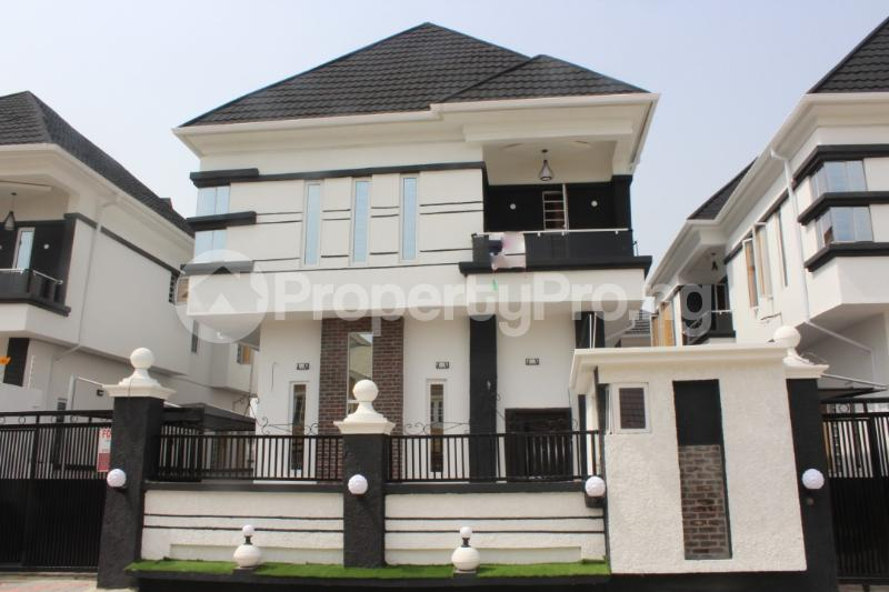 4 bedroom Detached Duplex House for sale . Thomas estate Ajah Lagos - 0