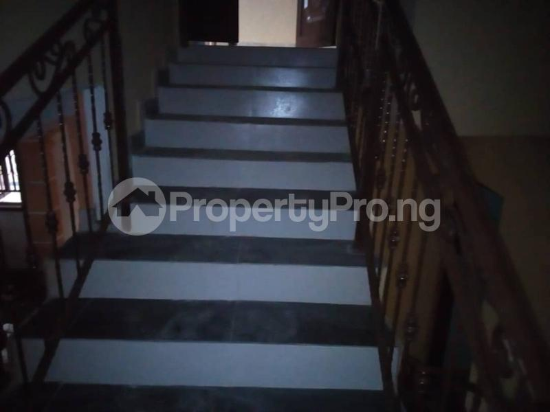Semi Detached Duplex House for rent Upper Adetokun, Ologuneru area Eleyele Ibadan Oyo - 9