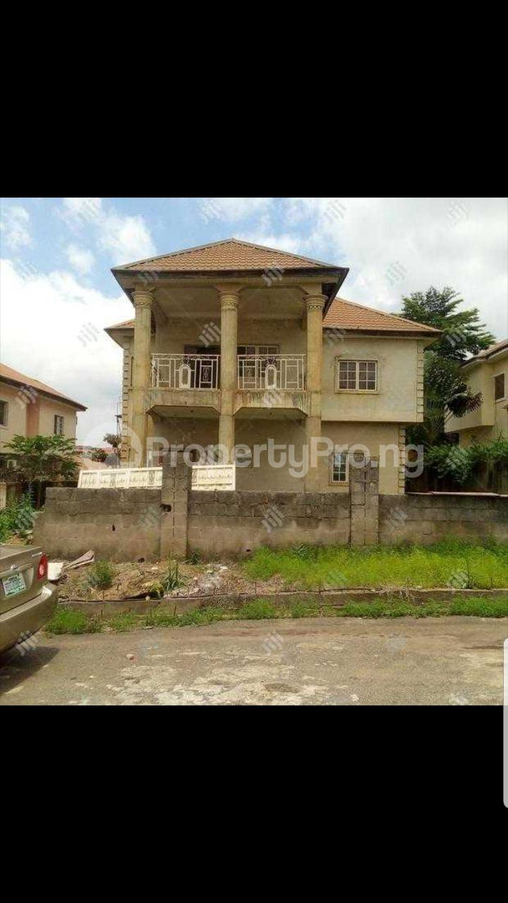 4 bedroom Detached Duplex House for sale Lokogoma Abuja - 5