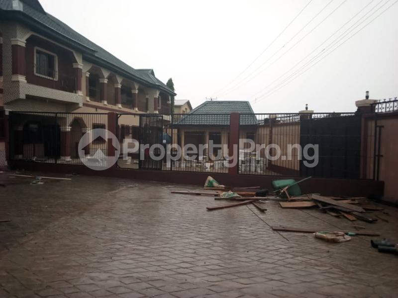 Semi Detached Duplex House for rent Upper Adetokun, Ologuneru area Eleyele Ibadan Oyo - 1
