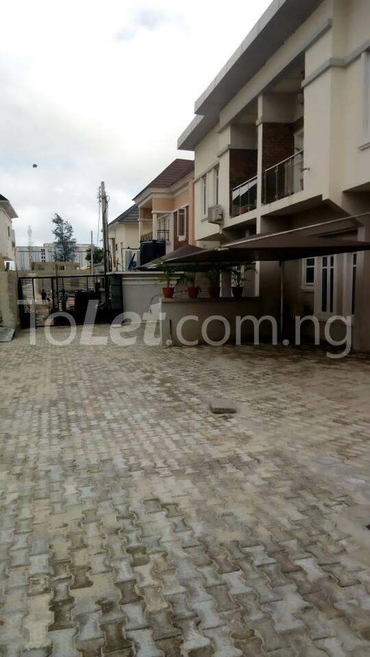 4 bedroom House for shortlet ikota royal estate Ikota Lekki Lagos - 0