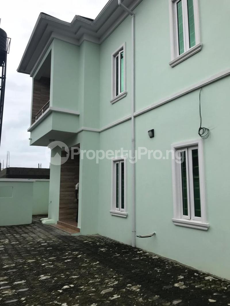 4 bedroom Detached Duplex House for sale Unity home estate Thomas estate Ajah Lagos - 0