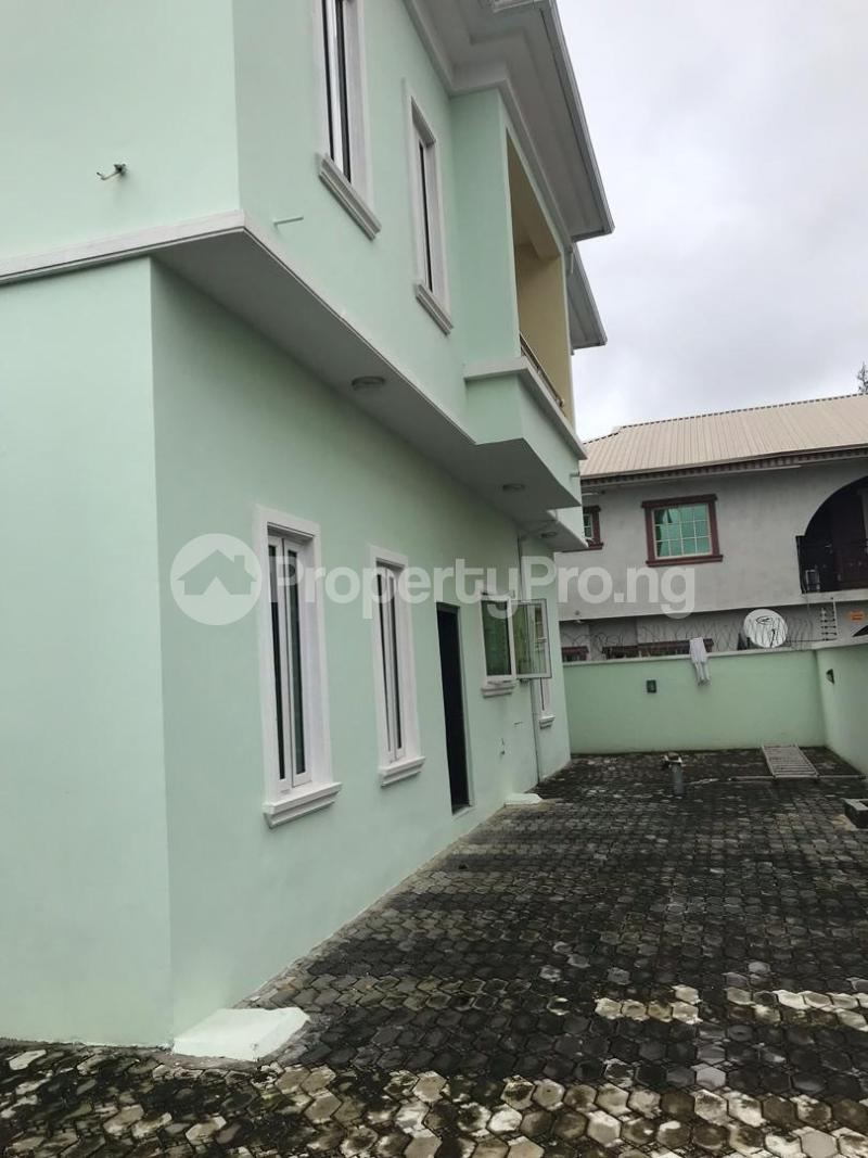 4 bedroom Detached Duplex House for sale Unity home estate Thomas estate Ajah Lagos - 2
