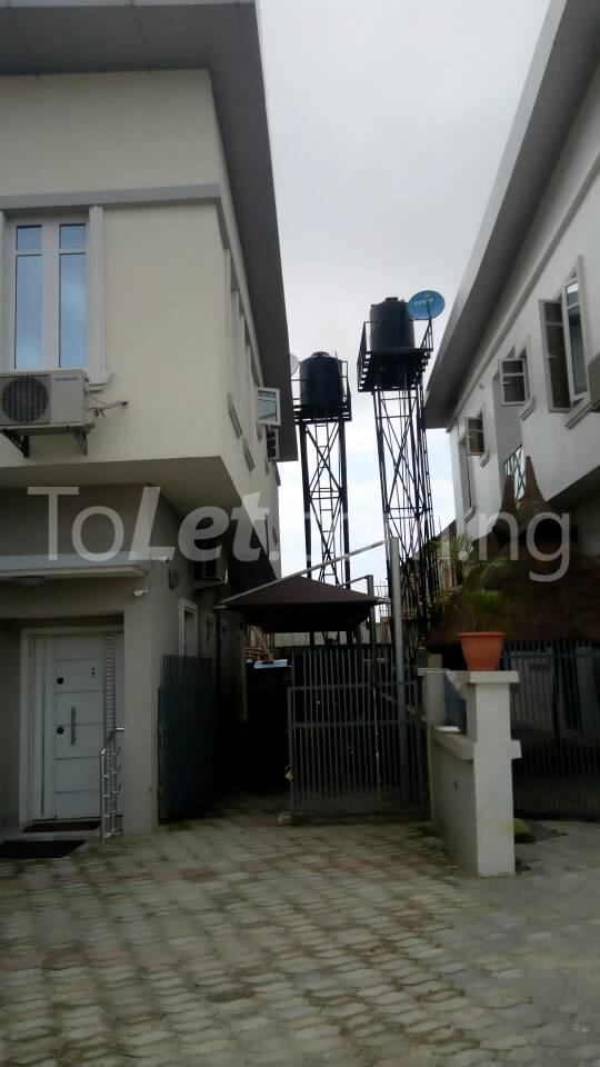 4 bedroom House for shortlet ikota royal estate Ikota Lekki Lagos - 3