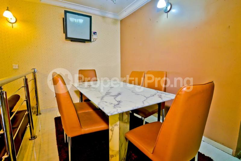 4 bedroom House for shortlet Abeke Ogunkoya Drive, Lekki Lagos - 12
