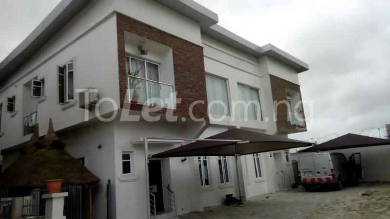 4 bedroom House for shortlet ikota royal estate Ikota Lekki Lagos - 24