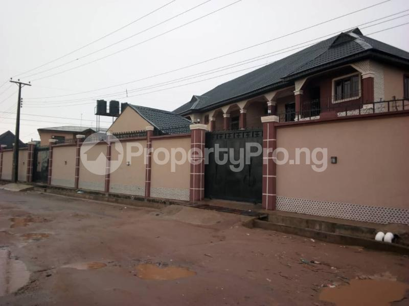 Semi Detached Duplex House for rent Upper Adetokun, Ologuneru area Eleyele Ibadan Oyo - 11