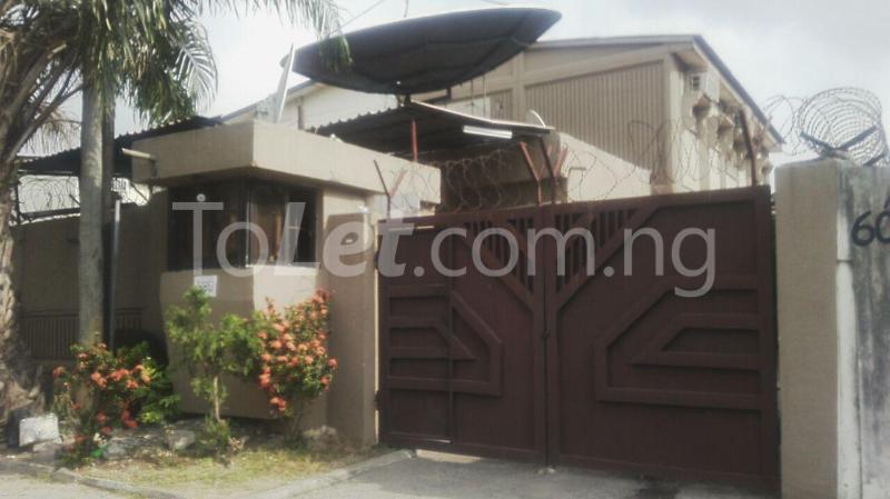 House for rent Itafaji, Dolphin Ikoyi Lagos - 1