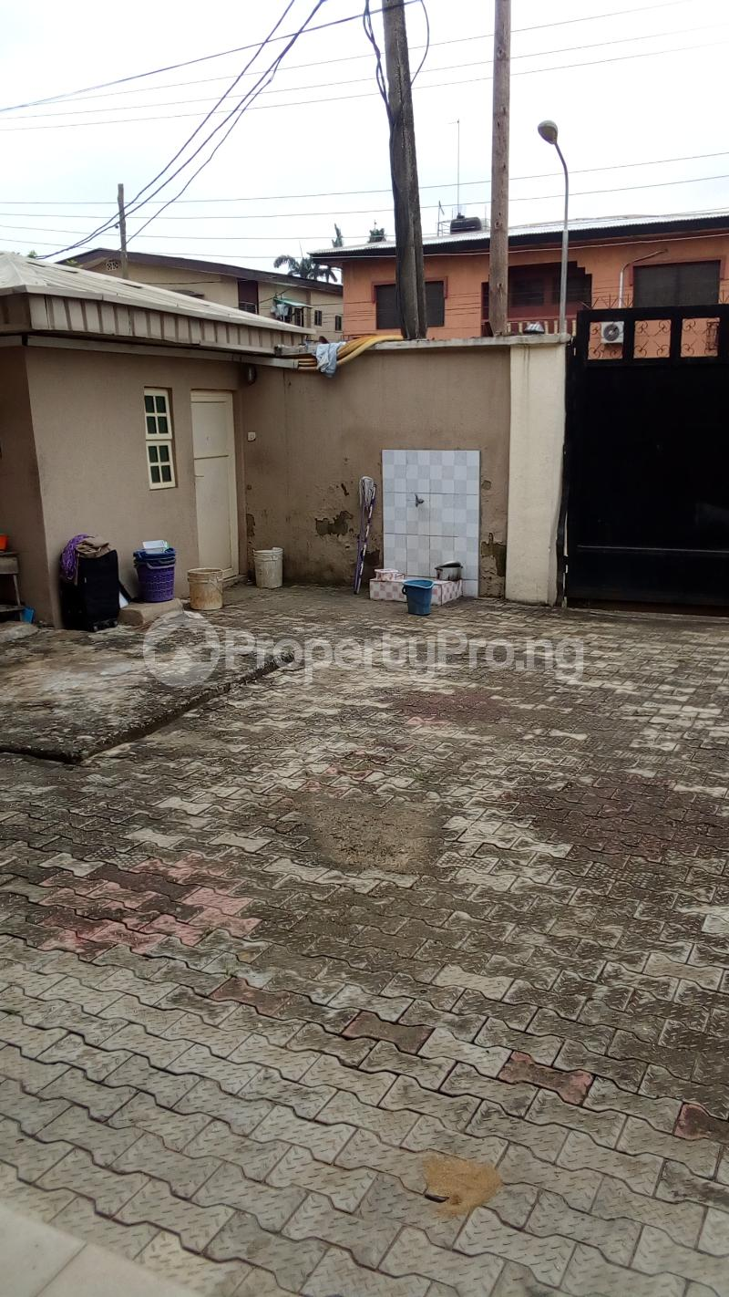 4 bedroom Semi Detached Duplex House for rent Gbagada GRA Phase 2 Gbagada Lagos - 3