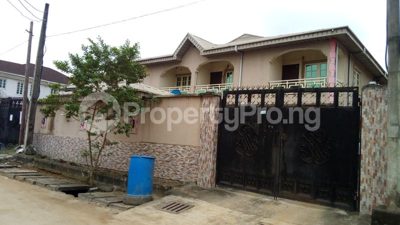 4 bedroom Semi Detached Duplex House for rent Gbagada GRA Phase 2 Gbagada Lagos - 1