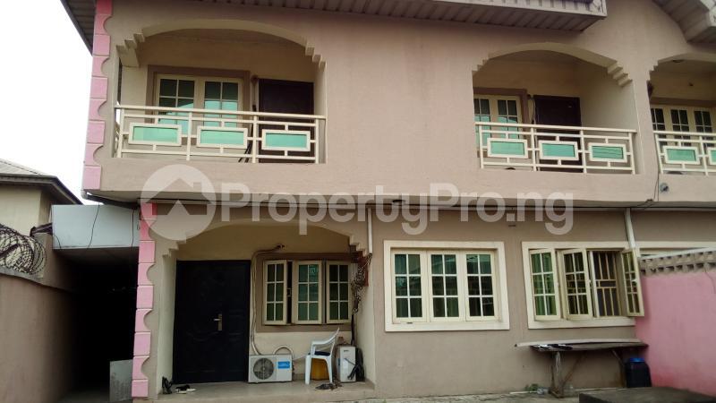 4 bedroom Semi Detached Duplex House for rent Gbagada GRA Phase 2 Gbagada Lagos - 2