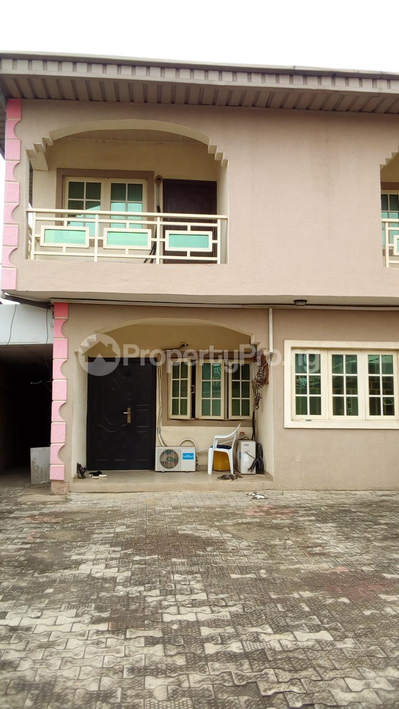 4 bedroom Semi Detached Duplex House for rent Gbagada GRA Phase 2 Gbagada Lagos - 0