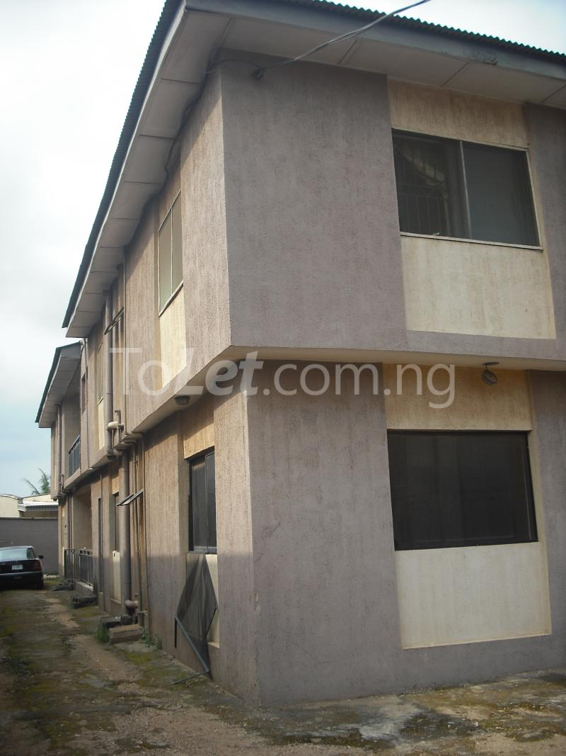 3 bedroom House for rent Funso Owoyemi Estate, Off Olaniyi Road, New Oko Oba Lagos Abule Egba Abule Egba Lagos - 1