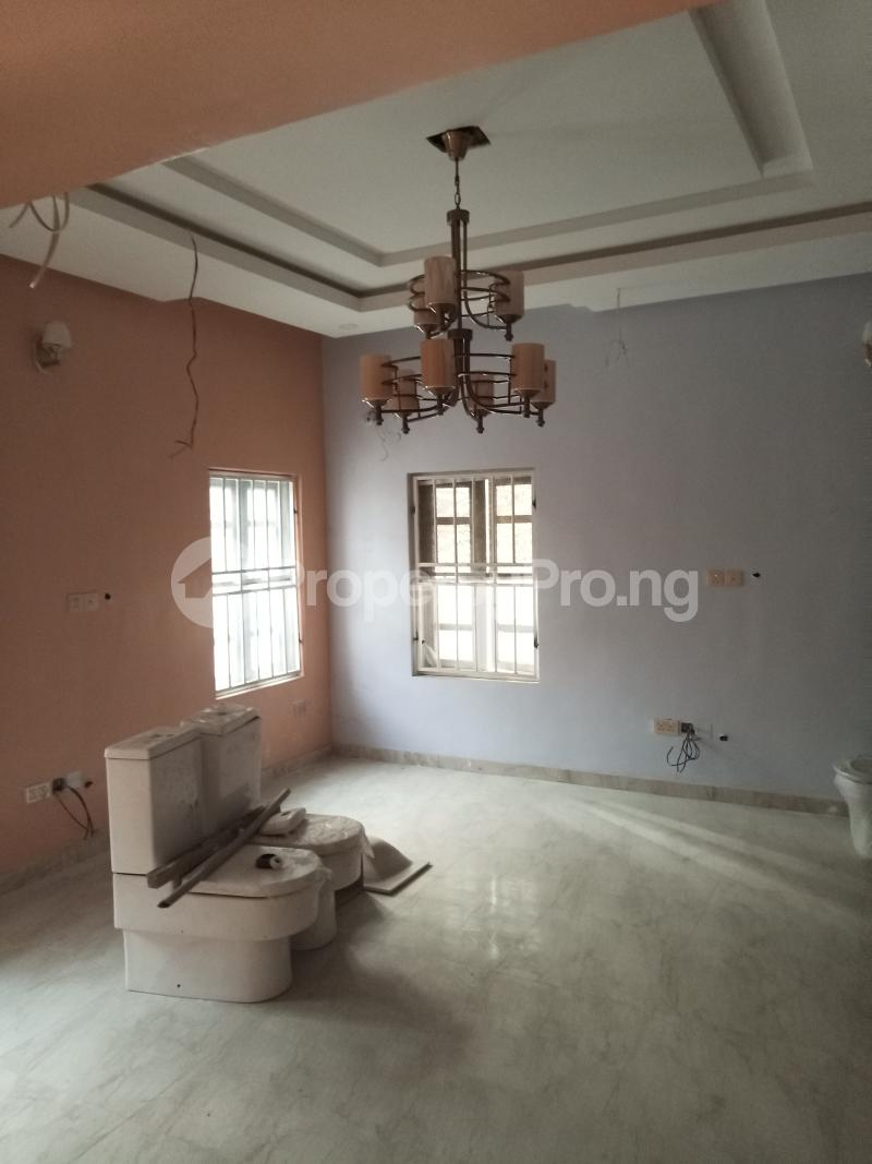4 bedroom Terraced Duplex House for sale - Bye pass Ilupeju Ilupeju Lagos - 1