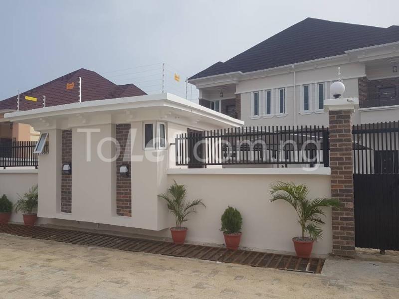 4 bedroom House for sale Thomas Estate,Ajah Thomas estate Ajah Lagos - 0
