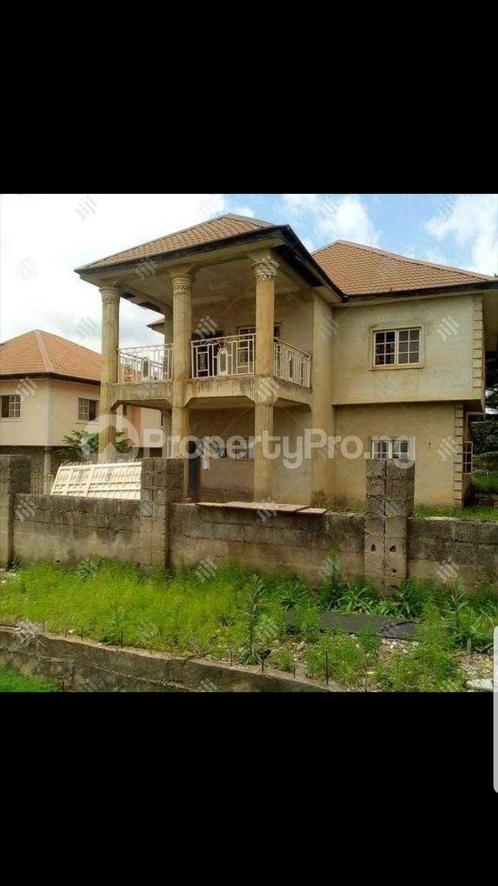 4 bedroom Detached Duplex House for sale Lokogoma Abuja - 0