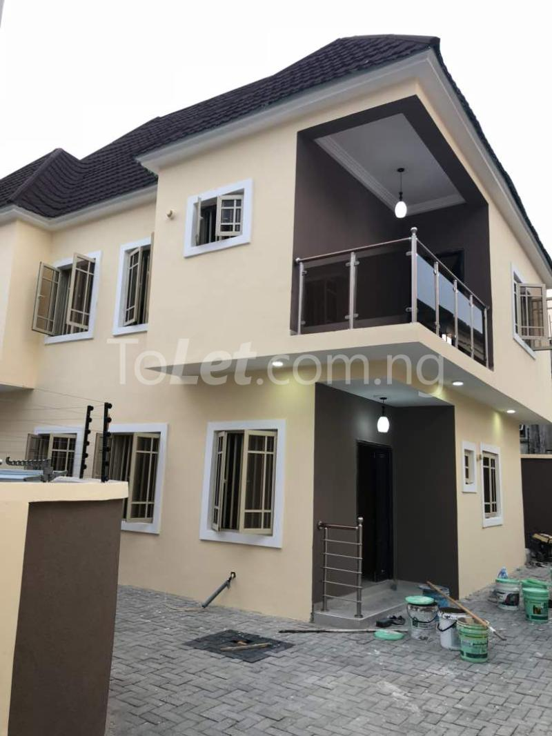 4 bedroom House for sale Agungi street Agungi Lekki Lagos - 0