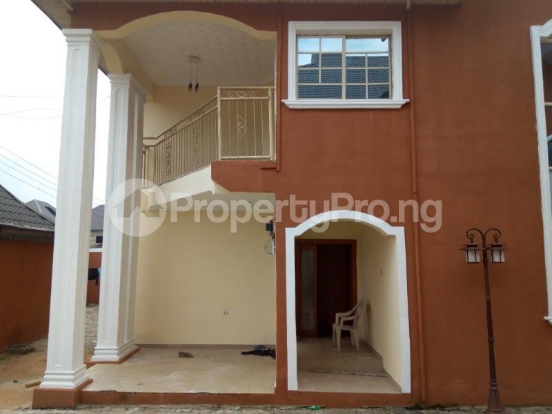 4 bedroom Semi Detached Duplex House for rent New Road Ada George Port Harcourt Rivers - 11