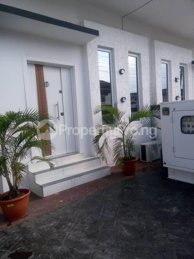 4 bedroom House for shortlet Chevy view estate, chevron Lekki Lagos - 3