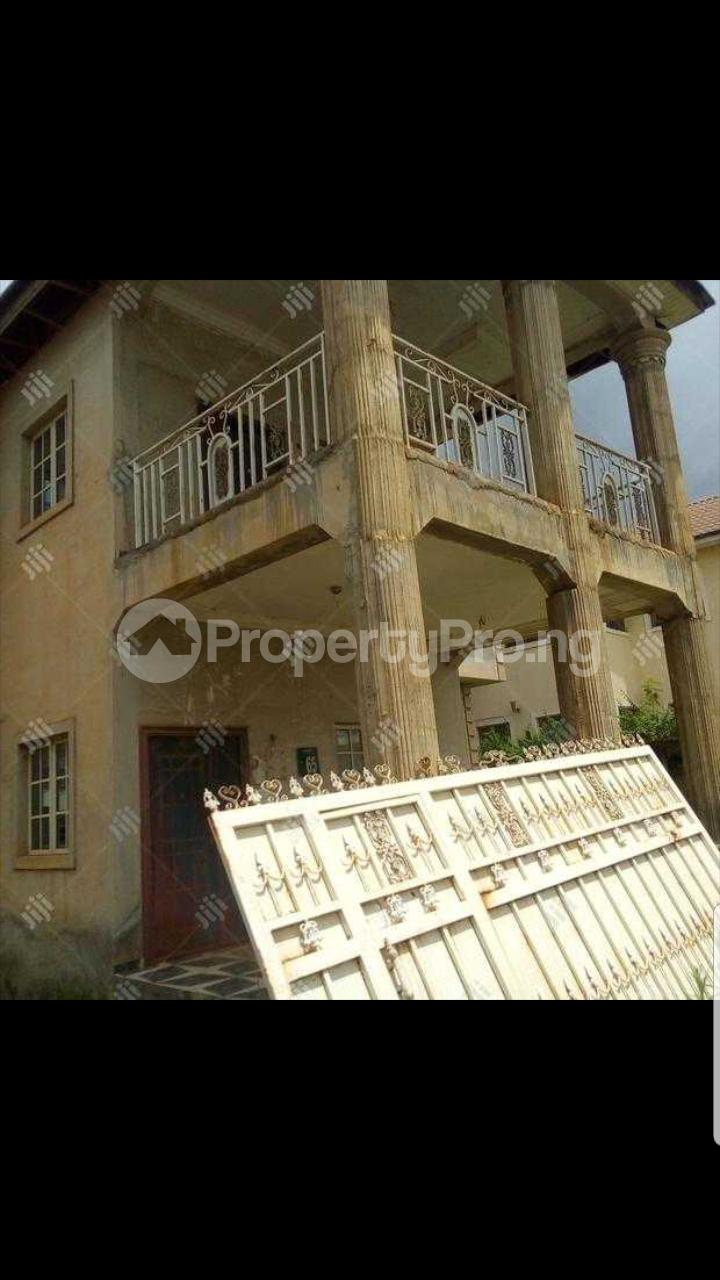4 bedroom Detached Duplex House for sale Lokogoma Abuja - 6