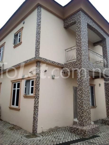 4 bedroom Detached Duplex House for sale omole Omole phase 1